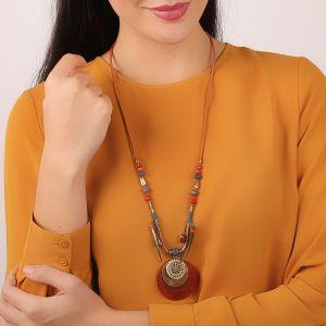 LIVIA collier long