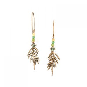 LEELOU boucles grand crochet