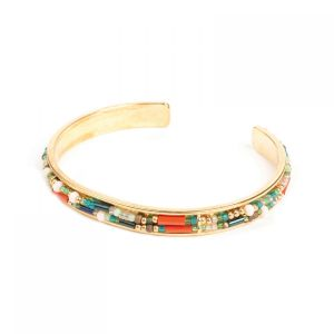 EMMA C-shape bangle