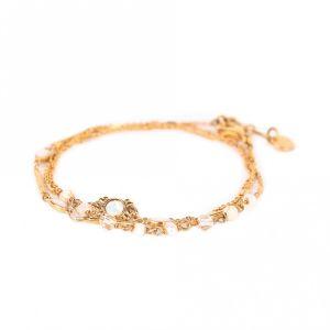 ISABELLE bracelet 3 tours