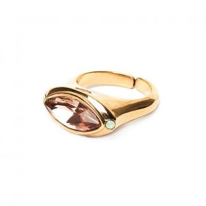 CAMILLE bague strass