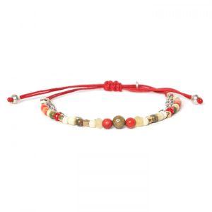 COMPLICES-JANNA bracelet 3 rangs