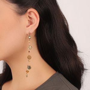 AMANDINE boucles d'oreilles extra longues