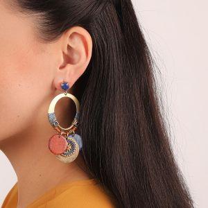 LIVIA boucles d'oreilles gitanes