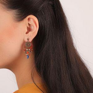 LIVIA boucles d'oreilles multipampilles