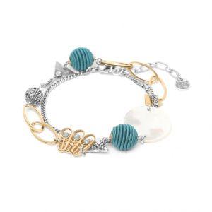 MELISSA bracelet 2 tours