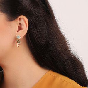 EMMA mini boucles d'oreilles strass