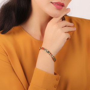 EMMA C-shape bangle
