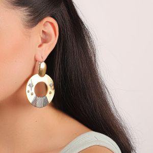 LAUREN boucles d'oreilles medium
