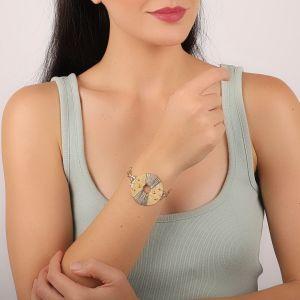 LAUREN bracelet grand modèle