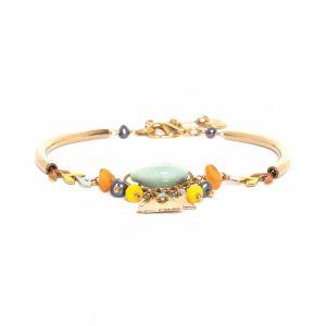SIENNA bracelet articulé