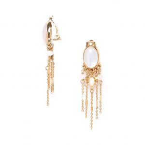 ISABELLE boucles clips multi chaines