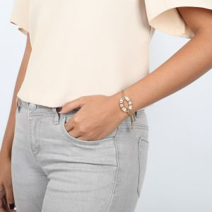 DEBORAH bracelet cordon 1 anneau