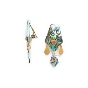 ELISA boucle clips 3 pampilles