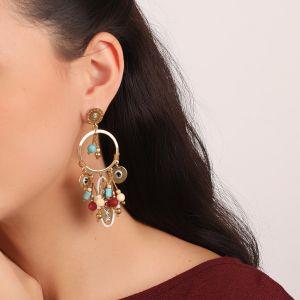 ANGELE boucles d'oreilles gitanes