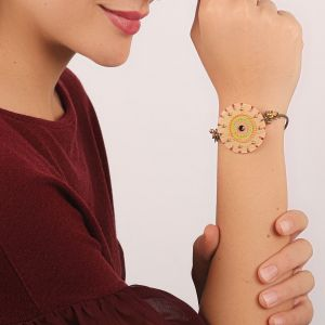 KORALIE bracelet semi rigide