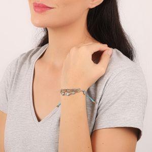 MELISSA bracelet fermoir tube