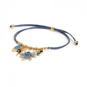 JULIETTE multi-dangle bracelet