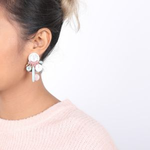 LUCINE boucles clips multipampilles
