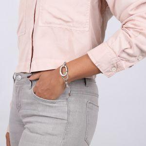CLOE bracelet multi anneaux