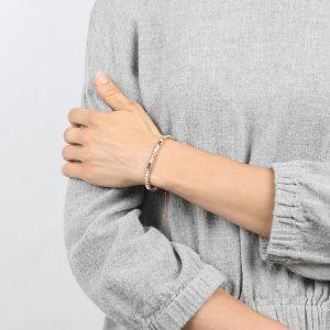 COMPLICES-NINA bracelet macramé tissé