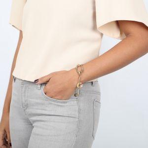 DEBORAH 2-oval bracelet