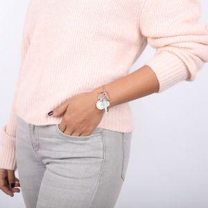 LUCINE multi-dangle bracelet