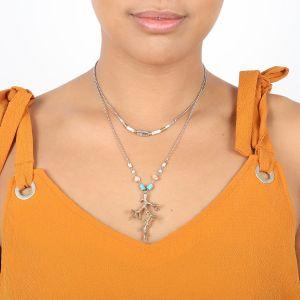 NAHIA Collar 2 en 1