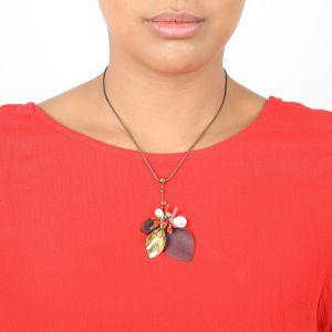 FLORINE Collar modelo sencillo