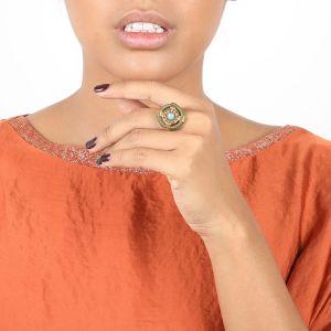 SOLENE round ring