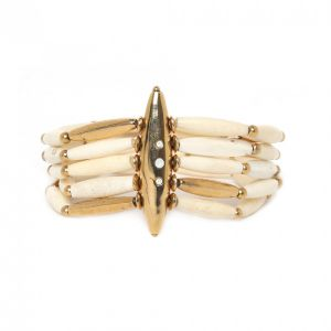 CLEMENCE bracelet extensible multirangs