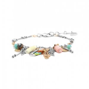 LEXIE multi-dangle bracelet