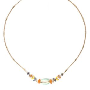 SIENNA thin necklace