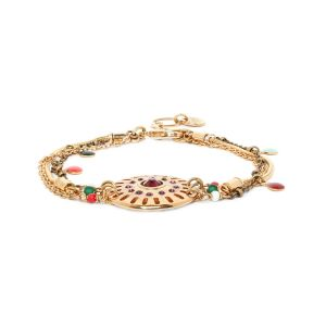 ANITA bracelet chaines 3 rangs