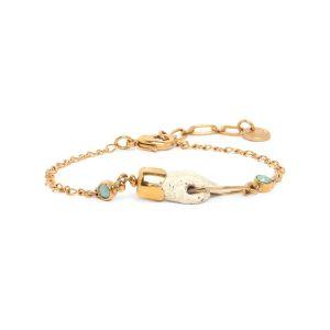 ANDREA hand bracelet
