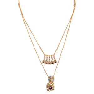 LILY 2 in 1 necklace