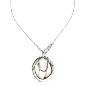 LISELLE large oval necklace