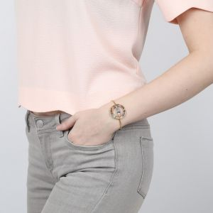 CLARISSE bracelet rigide anneau