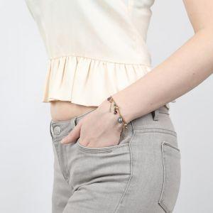 LILY multi-dangle bracelet