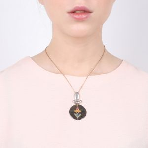 MOREEN collier pendentif 3 éléments