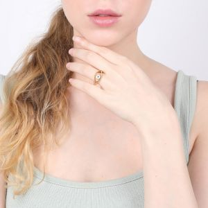 "IRIS medium ""eye"" ring"