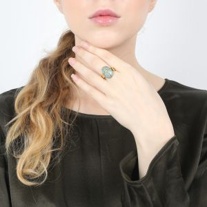 ANDREA scarabée ring