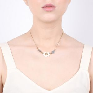 MANOA 3 elements necklace