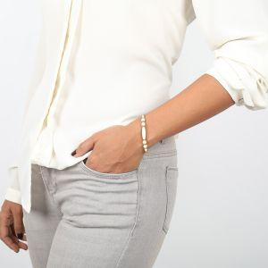 CLEMENCE bracelet fin chaine boule