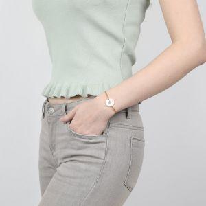COMPLICES-ETOILE bracelet nacre blanche