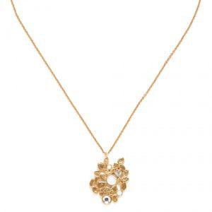 BECKY  collier pendentif Nacre