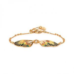 LILYBELLE 2 wings bracelet(Jaune)
