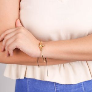 ABELHA  bracelet jonc abeille