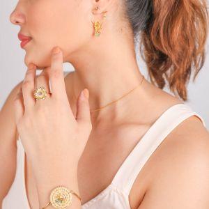 FELICIE boucles d'oreilles créoles mini perles