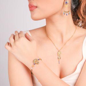SACHA mask bracelet